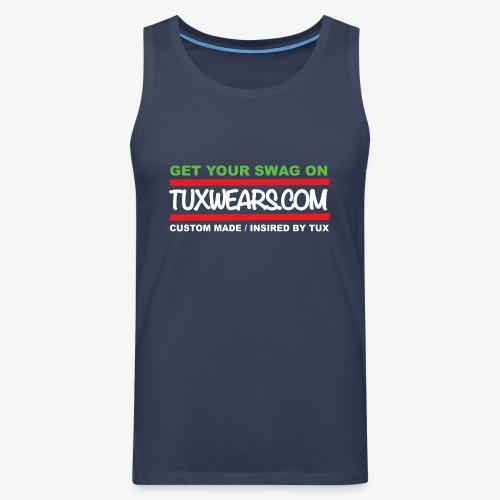 TUXWEARS.COM - Men's Premium Tank Top