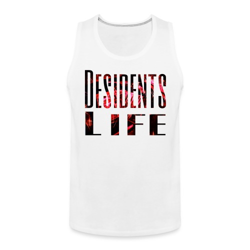Desidents life jpg - Men's Premium Tank Top