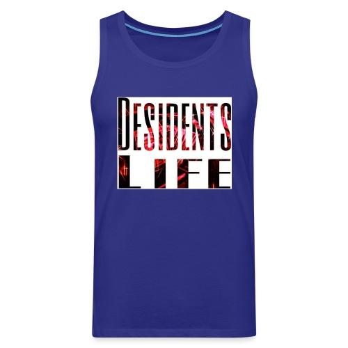 Desidents life jpg - Men's Premium Tank Top
