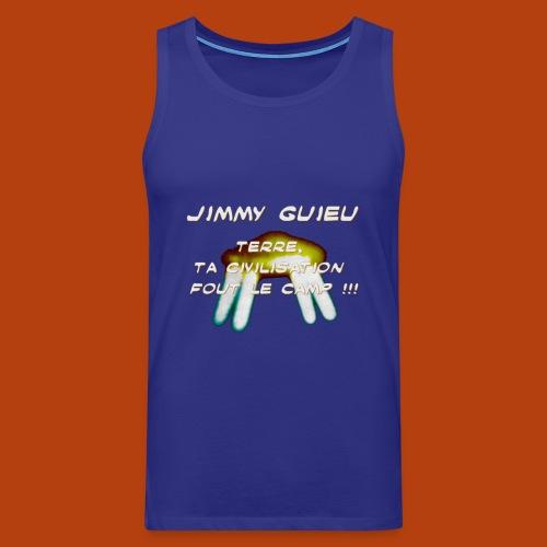 JIMMY GUIEU - Débardeur Premium Homme