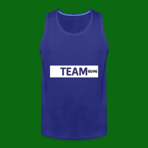 Team Glog - Men's Premium Tank Top