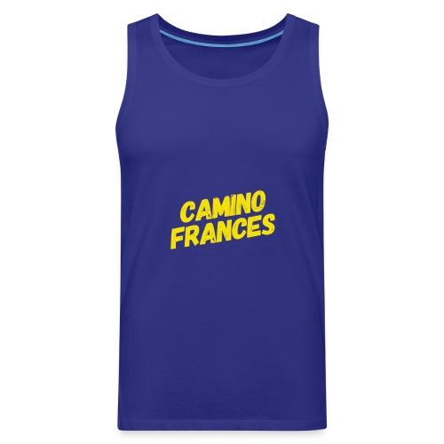 Camino Frances - Männer Premium Tank Top