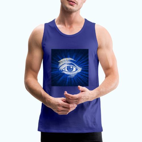 eye - Men's Premium Tank Top