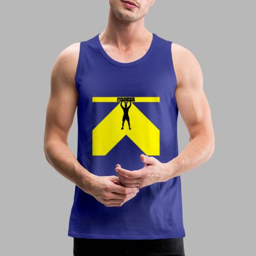 Fitness Lift - Männer Premium Tank Top