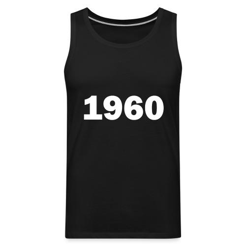 1960 - Men's Premium Tank Top