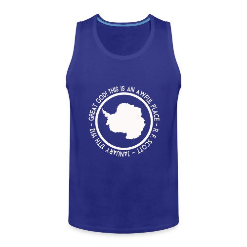 Great God! - Men's Premium Tank Top