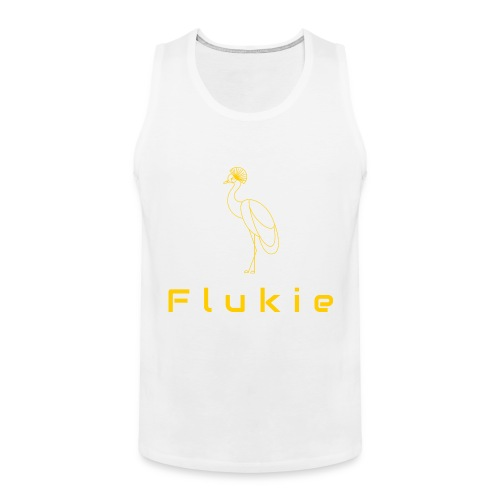 Original on Transparent - Men's Premium Tank Top