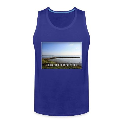 Rather be in Wexford - Men's Premium Tank Top