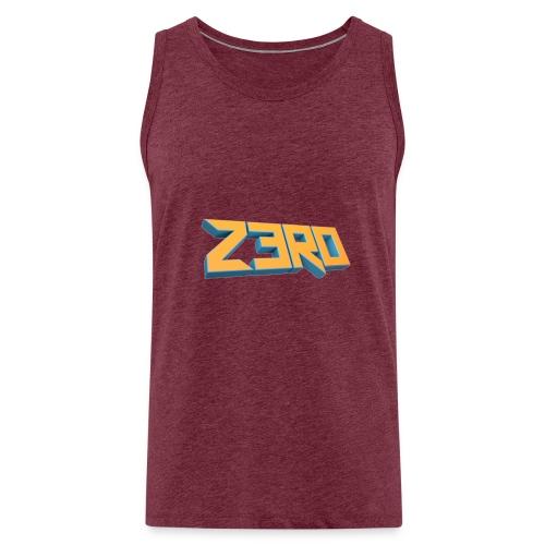 The Z3R0 Shirt - Men's Premium Tank Top