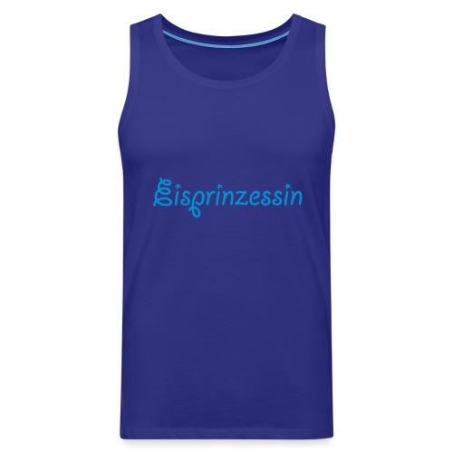 Eisprinzessin, Ski Shirt, T-Shirt für Apres Ski - Männer Premium Tank Top
