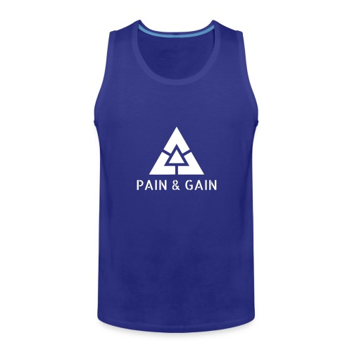 Pain & Gain Clothing - Men's Premium Tank Top