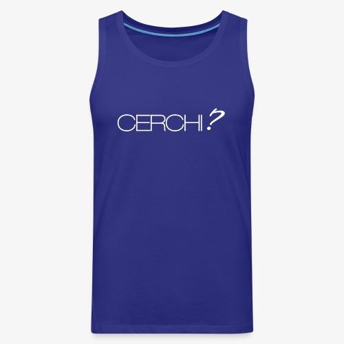 cerchi - Men's Premium Tank Top