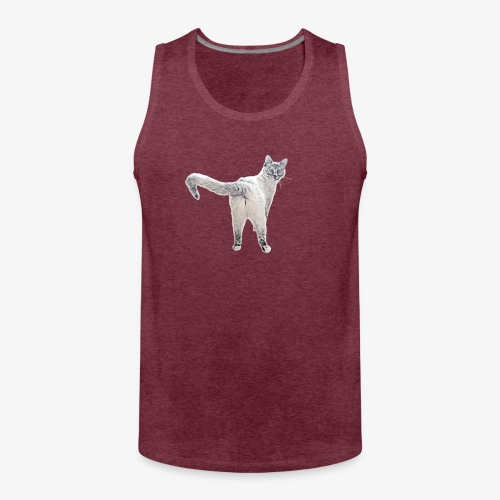 snow1 - Men's Premium Tank Top