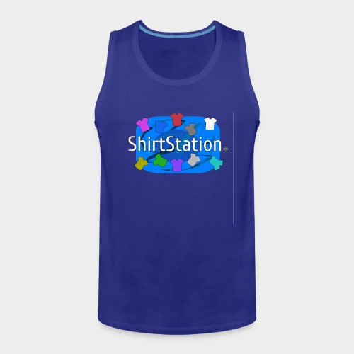 ShirtStation - Men's Premium Tank Top