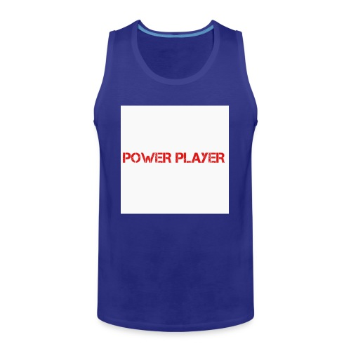 Linea power player - Canotta premium da uomo