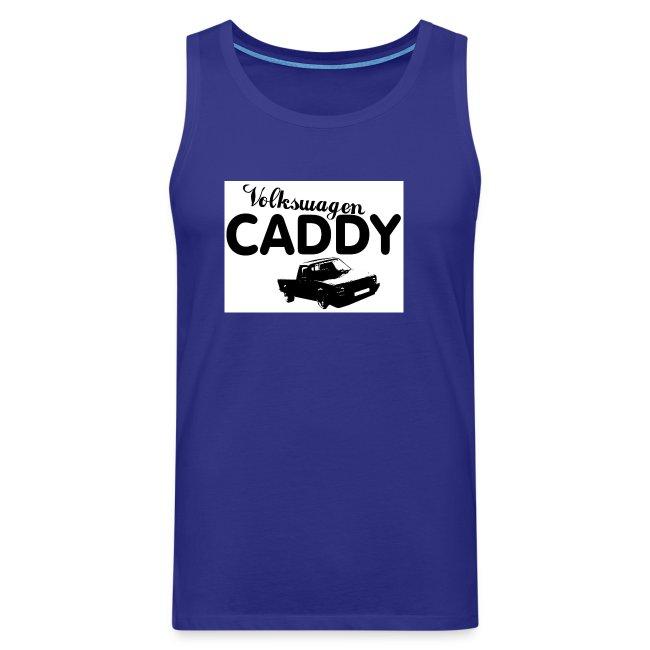 vw caddy car