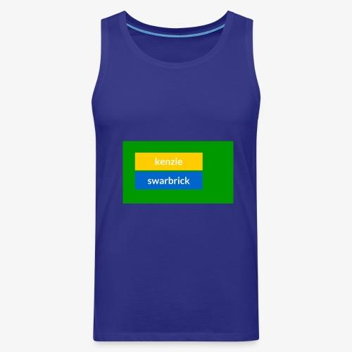 t shirt - Men's Premium Tank Top