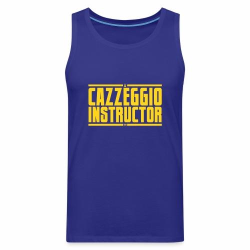Istruttore di Cazzeggio - Canotta premium da uomo
