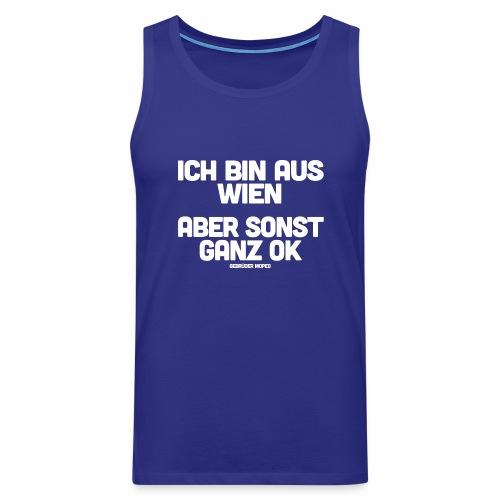 Wien - Männer Premium Tank Top