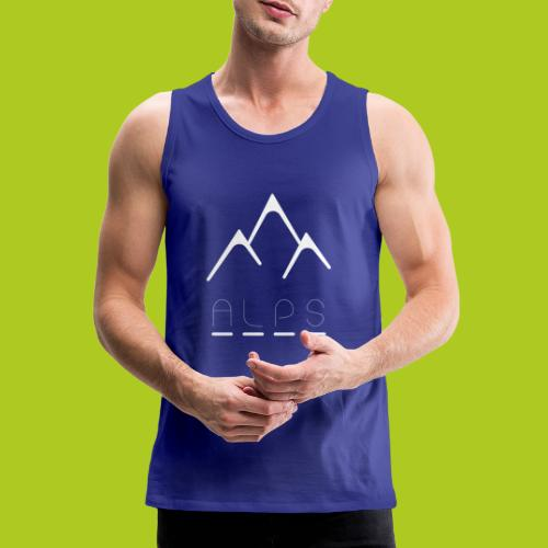 Alps - Débardeur Premium Homme