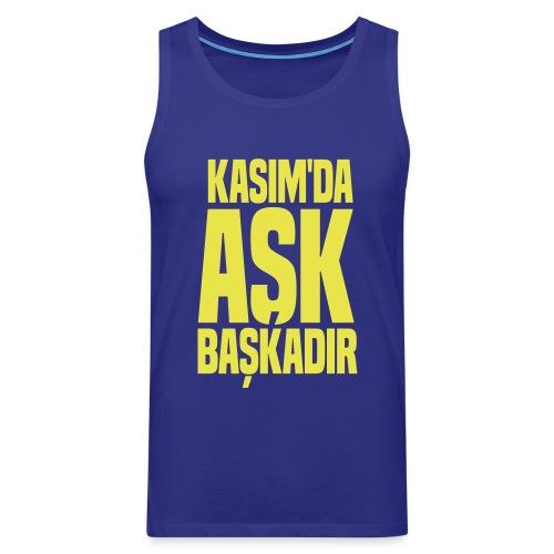 Kasim - Männer Premium Tank Top