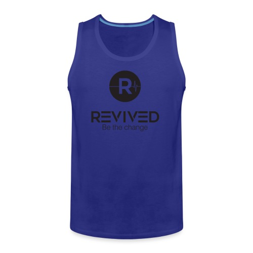 Revived be the change - Men's Premium Tank Top