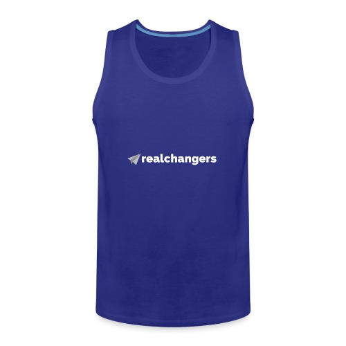 realchangers - Men's Premium Tank Top