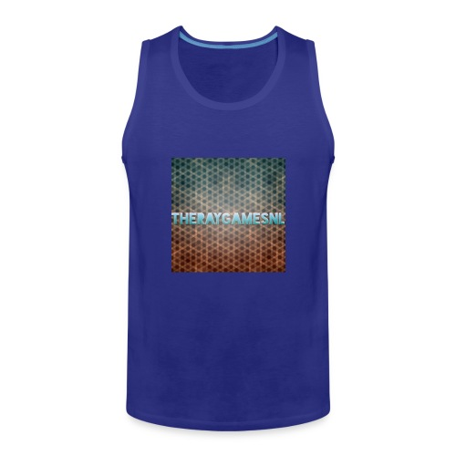 TheRayGames Merch - Men's Premium Tank Top