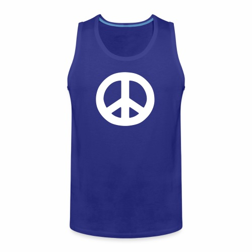 Peace - Men's Premium Tank Top