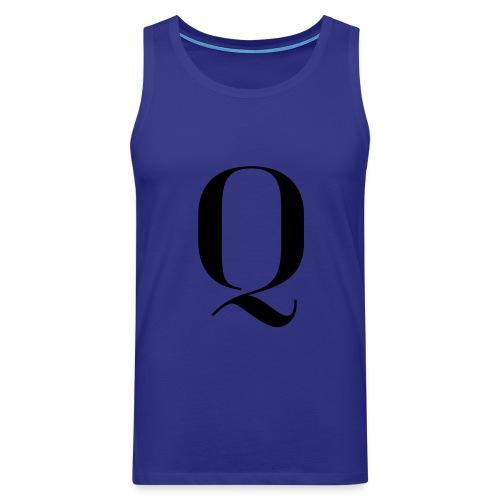 Q - Men's Premium Tank Top