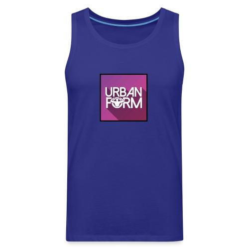 Logo URBAN FORM - Débardeur Premium Homme