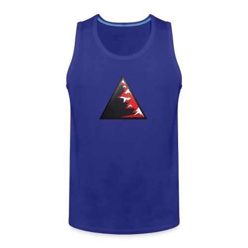 Climb high as a mountains to achieve high - Men's Premium Tank Top