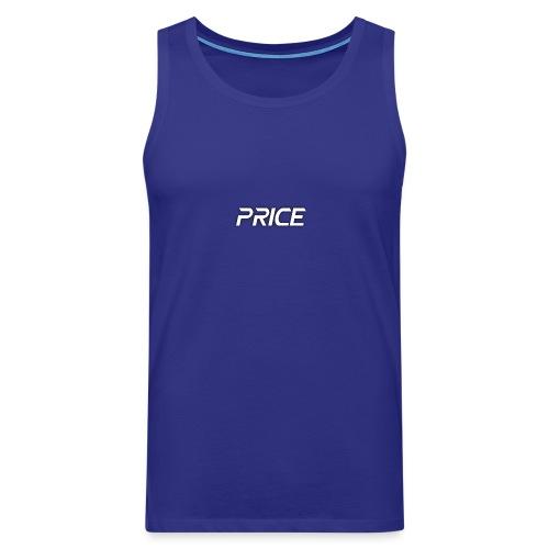 PRICE - Men's Premium Tank Top