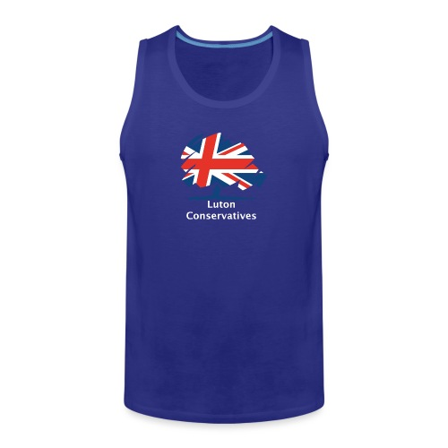 Luton Conservatives - Men's Premium Tank Top