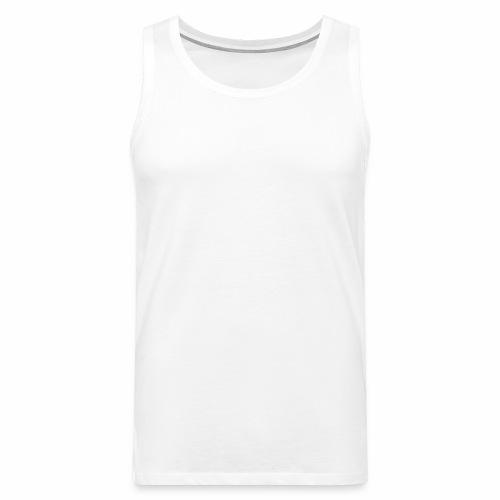 Brand RLL White - Canotta premium da uomo
