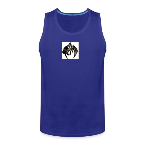 de Jager Dragon - Men's Premium Tank Top