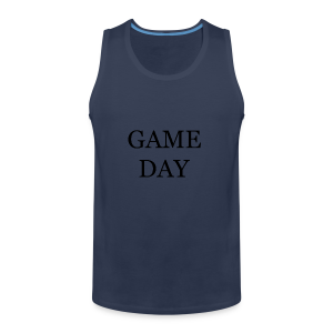 Game Day Collection - Premium singlet for menn