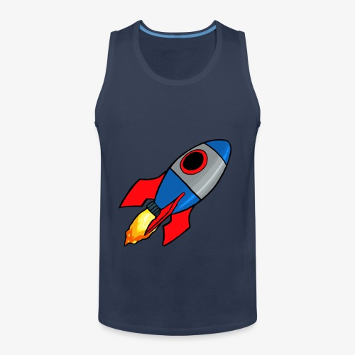 SPACE GANG (Classic) - Men's Premium Tank Top