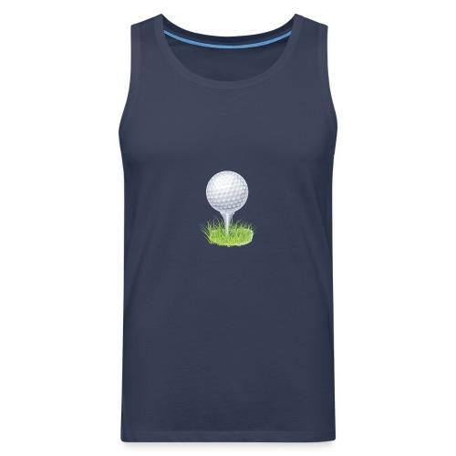 Golf Ball PNG Clipart - Tank top premium hombre