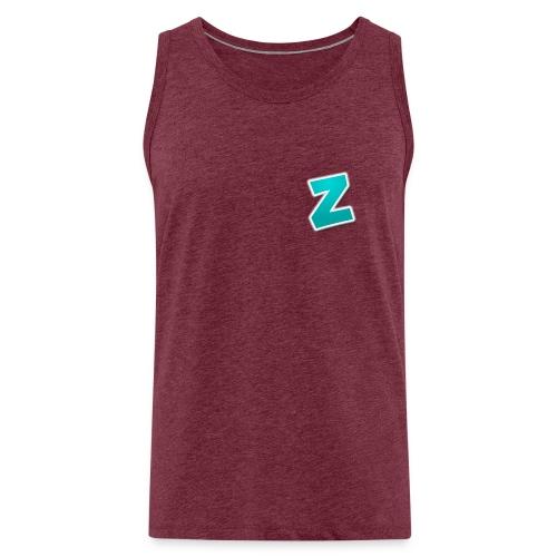 Z3RVO Logo! - Men's Premium Tank Top