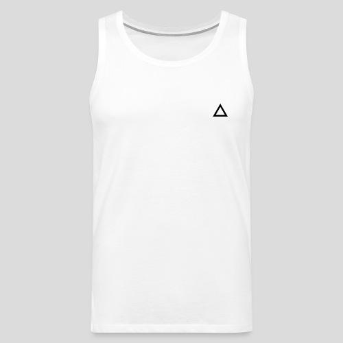 Triangle - Canotta premium da uomo