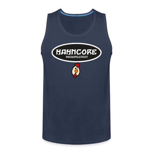 hahncore - Männer Premium Tank Top