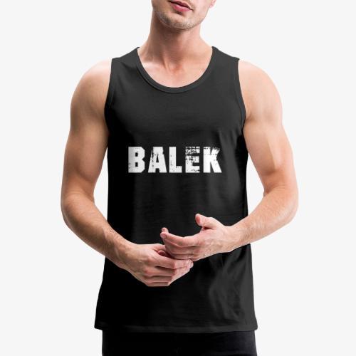 BALEK - Débardeur Premium Homme
