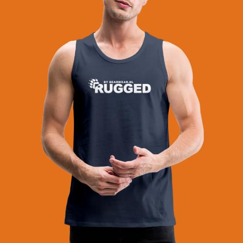 rugged - Men's Premium Tank Top