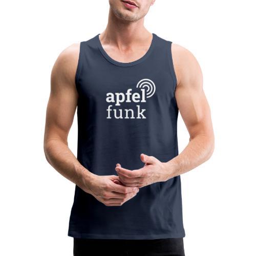 Apfelfunk Dark Edition - Männer Premium Tank Top