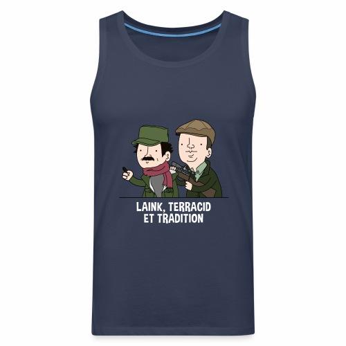 Laink, Terracid et Tradition - Débardeur Premium Homme