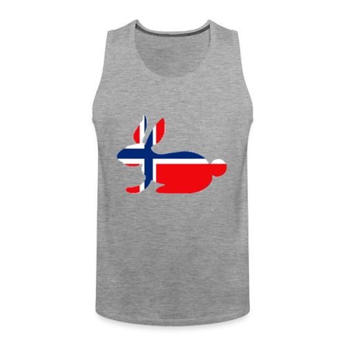norwegian bunny - Men's Premium Tank Top