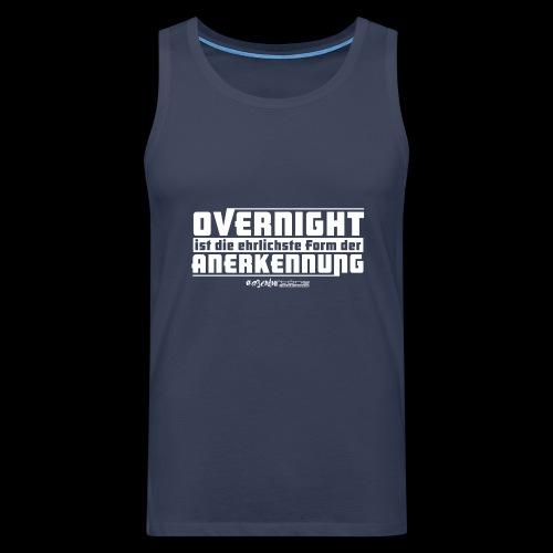 Overnight - Männer Premium Tank Top