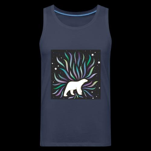 polar ours - Débardeur Premium Homme