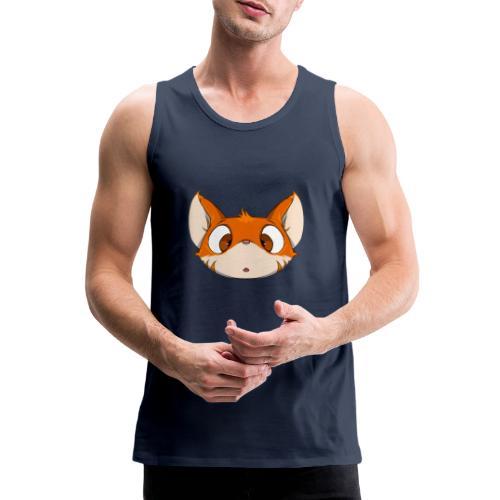 Fox - Débardeur Premium Homme